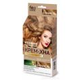 Краска для волос ХНА Индийская крем 50 мл (ФИТО) карамель