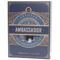 Набор QP AMBASSADOR 1120 (шампунь + гель д.душа) мужской