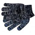 Перчатки Х-Б ПВХ ТОЧКА 10 класс меланж