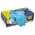 Перчатки KLEENGUARD нитриловые  голубые S особо прочные