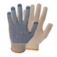 Перчатки Х-Б с ПВХ ТОЧКА  Антискольжение