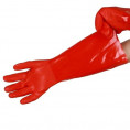 Перчатки Р-12 плотные красные