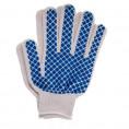 Перчатки Х-Б ПВХ ШАХМАТНЫЙ (10класс) 5 пар в упаковке 67812