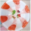 Миска 4 л пластик 3 цвета 87767