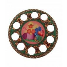 Подставка для яиц №3 59700 20 см деревянная