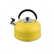 Чайник 2.5 л IRH-410 желтый