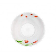 Салатник с9-6137 23см Тюльпаны