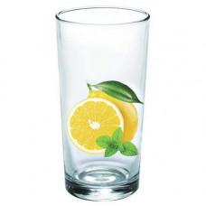 Набор СТАКАНОВ 6 шт 89301 лимон