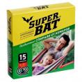 Спираль от комаров SUPER BAT (15 шт) зеленый