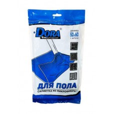 Тряпка для пола DORA 50*60 см микрофибра