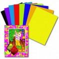 Бумага ЦВЕТНАЯ 16 л 8 цветов ПИФАГОР 121007 односторонняя