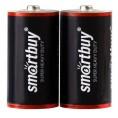 Батарейка БОЛЬШАЯ R20 SMARTBUY (2S) солевая