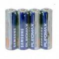 Батарейка ПАЛЬЧИКОВАЯ R6 SAMSUNG PLEOMAX (4S)
